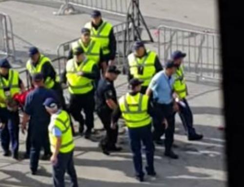 Gama AA: Snimanje mobitelom nije bio povod za incident